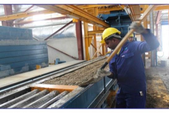 «مصنع أوراك» ينتج ألواح الأسقف الخرسانية بمزايا فائقة الجودة