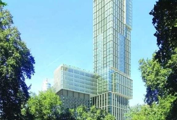 """""""داماك إنترناشونال"""" تشييد برج بلندن يتكون من 50 طابقاً و360 وحدة سكنية"""