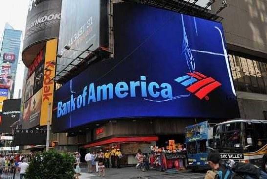"""""""بنك أوف أميركا"""" يعرض قروضاً عقارية بقيمة 1.2 مليار دولار للبيع"""