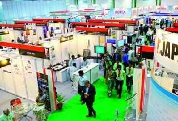 محققاً نجاحاً كبيراً .. معرض الشركات التكنولوجيا بالهند يجتذب آلاف الزوار