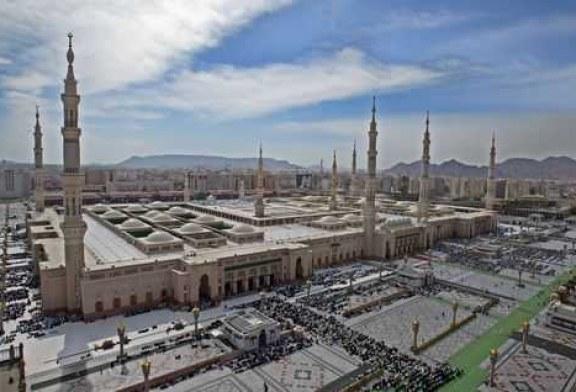 مشاريع المدينة المنورة تسير نحو التقدم بقيمة 500 مليار ريال سعودي {فيديو}