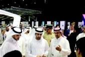 """الشيخ حمدان بن راشد يطلع على آخر خدمات STC  بمعرض  """"جيتكس 2016"""""""