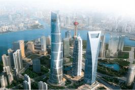 اختيار برج(   Gensler)  الصيني أفضل ناطحة سحاب في العالم