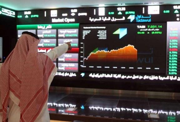 تسجيل سوق الأسهم السعودية لأعلى قيمة تداول في سبعة أشهر