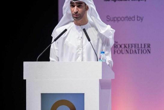 «مؤتمر الإنتاج الغذائي 2030» في أبوظبي يبحث استدامة الغذاء لـ 250 مليون نسمة