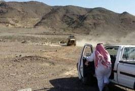 أمانة المدينة المنورة تكشف تعديات على أراض حكومية بيضاء داخل النطاق العمراني