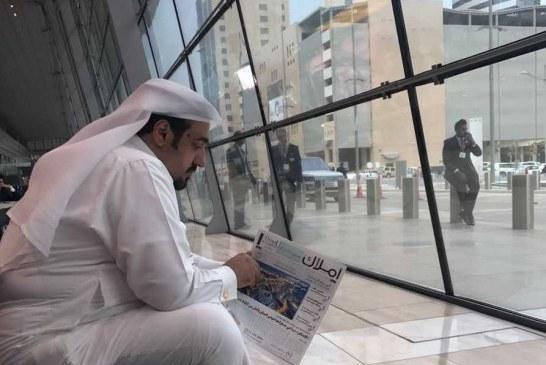 صحيفة أملاك العقارية تخطف الأضواء في معرض سيتي سكيب قطر2017.. وتكشف خفايا السوق العقاري عن قرب