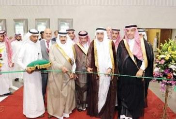 أمين منطقة الرياض يفتتح معرض البناء السعودي 2017 .. و500 شركة تستعرض آخر تقنيات القطاع