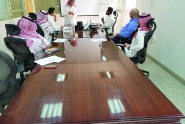 صحيفة «أملاك» تستقبل دفعة جديدة من متدربي الجامعات السعودية لتهيئتهم لسوق العمل بالتدريب واكتساب المهارات