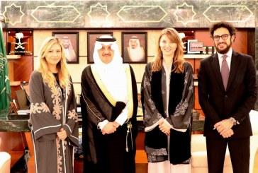 الأمير سعود بن نايف:  المنطقة الشرقية رافد أساسي للاقتصاد الوطني.. ومدينة رأس الخير الصناعية ترتقي بالقطاع الصناعي