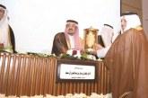 أمير الرياض يكرم البنك الأهلي لجهوده في السعودة وتوطين الوظائف بنسبة 100%