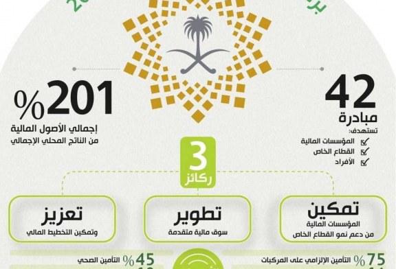 مجلس الشؤون الاقتصادية يعتمد برنامج التطوير المالي 2020 كهدف إستراتيجي لـ«رؤية السعودية 2030»
