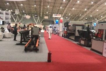 بمشاركة 200 شركة متخصصة.. معرض الماكينات والحديد والصناعات المعدنية يختتم فعاليات بحضور دولي كبير