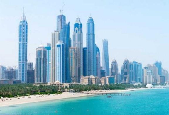 548 مليون درهم قيمة تصرفات العقارات في دبي