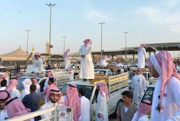 4976 سيارة محملة بـأكثر من ألفي طن من التمور خلال 5 أيام في مهرجان تمور بريدة