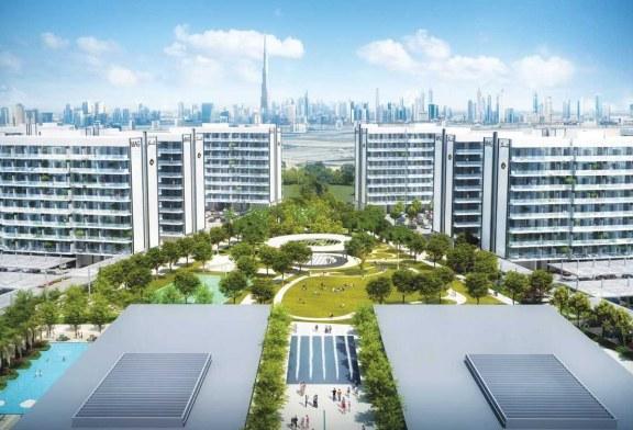 400 مليون درهم قيمة مبيعات 600 وجدة سكنية في مدينة محمد بن راشد بدبي
