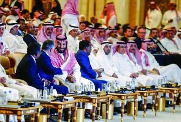 """خلال """"مؤتمر مبادرة مستقبل الاستثمار"""": المملكة توقع صفقات استثمارية بـ 50 بليون دولار في مختلف القطاعات"""
