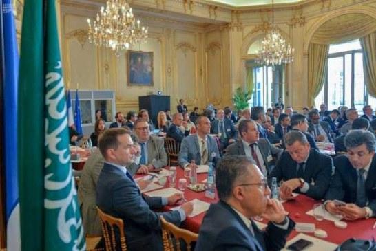من بينها مشروع مترو الرياض..  مجلس الأعمال السعودي الفرنسي المشترك يوقع 4 عقود تجارية