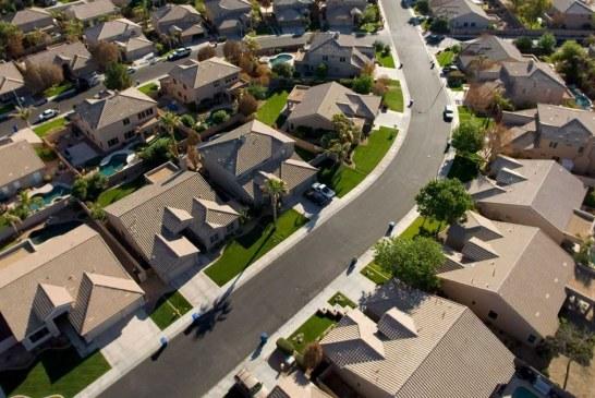 وزارة التجارة الأمريكية تعلن عن تراجع مبيعات المنازل الجديدة إلى 553 ألف وحدة الشهر الماضي