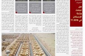 صحيفة  أملاك تستطلع الخبراء.. هل نجحت  وزارة الإسكان في 2018 ؟؟