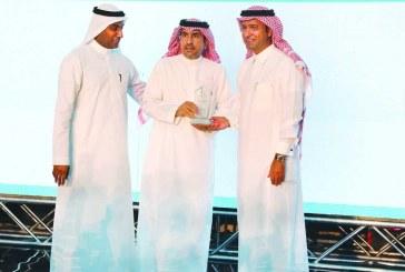 """وزير الإسكان يكرم مصرف الراجحي بجائزة أفضل مصرف ممول في برنامج """"سكني"""" 2019"""