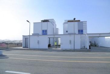 """مشروع """"الورود"""" يطور تقنية القوالب النفقية..  مدينة الطائف تدشن مشاريع البناء بالتقنيات الحديثة وتضخ 4775 وحدة سكنية"""