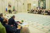 أكدا دور الشركات في تعزيز الاستثمار بين البلدين.. سمو ولي العهد والرئيس الروسي يترأسان الاجتماع الأول للجنة الاقتصادية السعودية الروسية