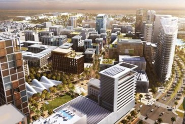 الشركة العقارية السعودية تبدأ في تطوير منشآت مشروع الوديان شمال غرب الرياض