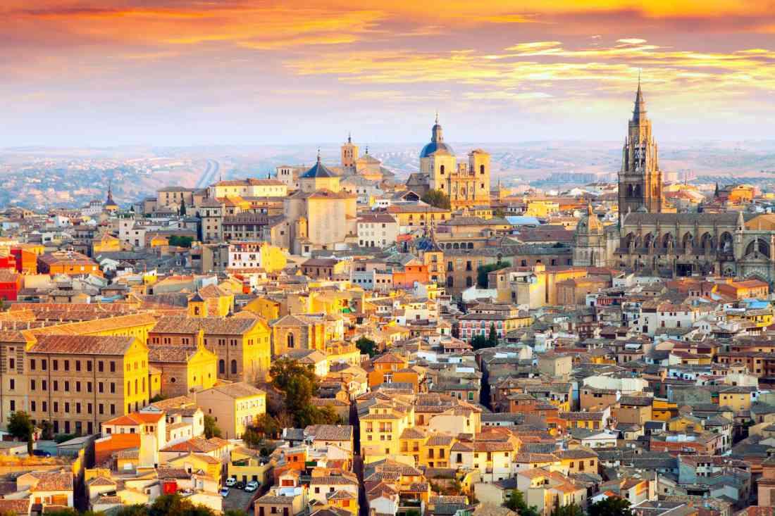 اسبانيا - إيجار العقارات