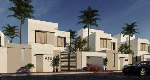 مشاريع سكنية - فلل سكنية - مشروع تاون